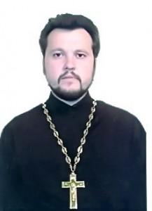 Благочинный Северного округа иерей Александр Симончук